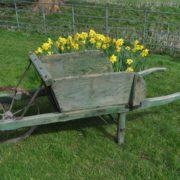 French wheelbarrow