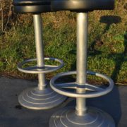Pair of milk-bar stools