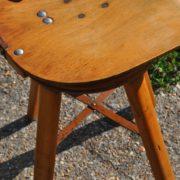 Continental work chair