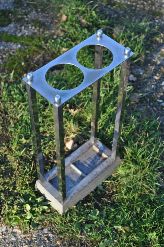 French Deco Umbrella stand