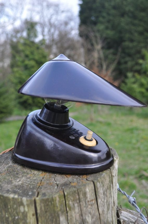 bakelite lamp