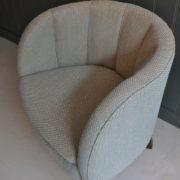 Deco tub chair