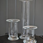 Glass vessels