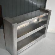 aluminium shelves