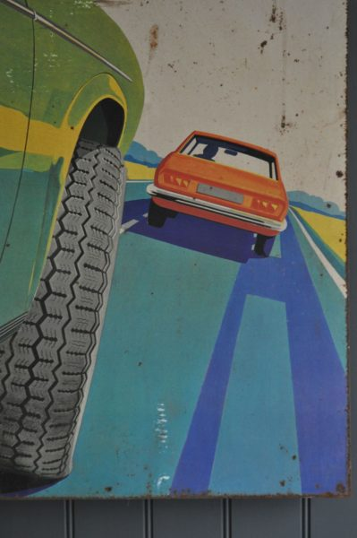 Michelin Tyre advert 3