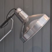 British floor lamp