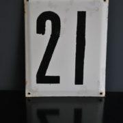 Enamelled 21