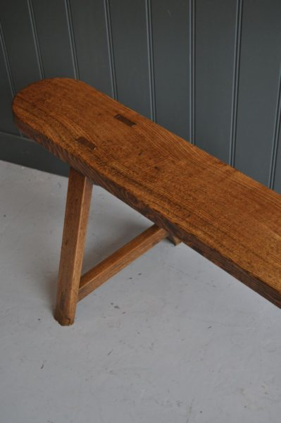 Elm bench