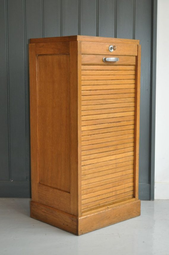 Compact tambour-front