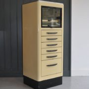 French dental cabinet