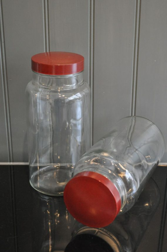 Tall Storage jars