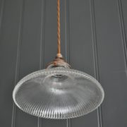 Holophane lamp