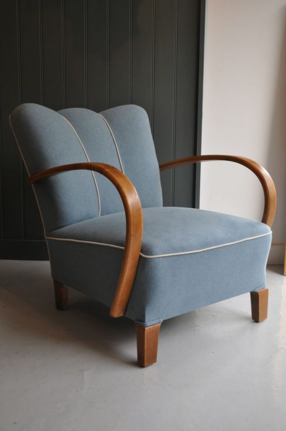 French open armchairs