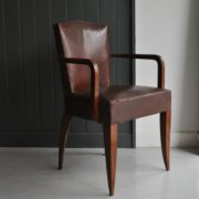 French bridge chair