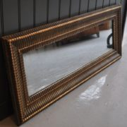 French 'ripple' mirror