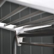 1960s clothes rail