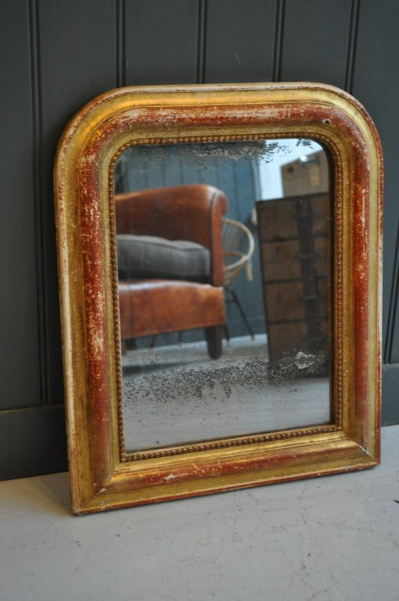 Pretty French mirror