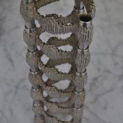 Brutalist candlesticks