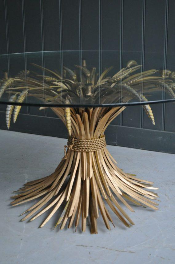 Wheatsheaf table
