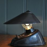 Continental bakelite lamp