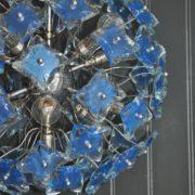 Italian 'sputnik' chandelier