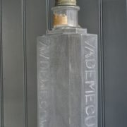 Huge perfume bottle