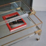 Vitrine coffee table