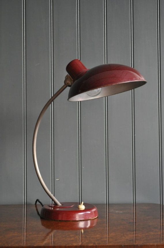 Bakelite desk lamp