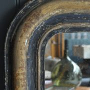 French 19C Mirror