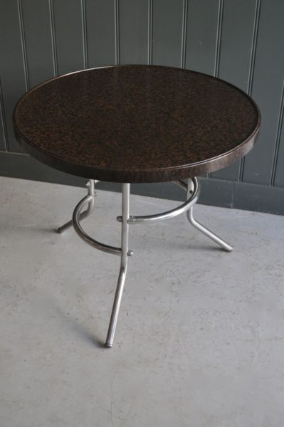 Bakelite table