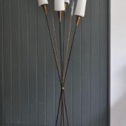 French floor lamp