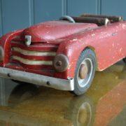 Vintage wooden Car