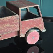 French wooden tipper