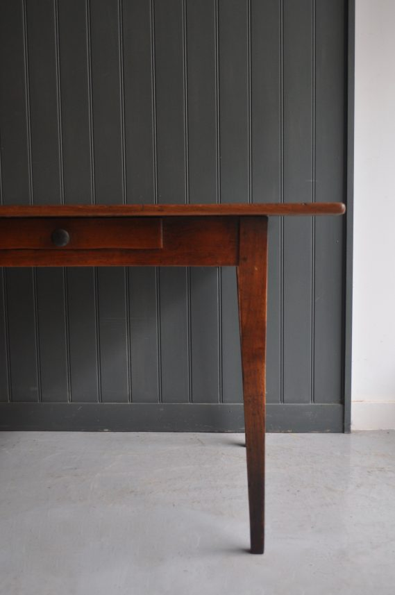 French cherry table