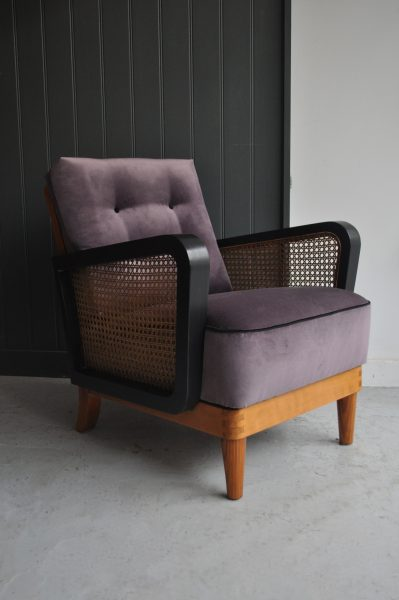 Pair of Bergere chairs