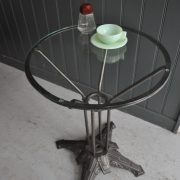 French deco table