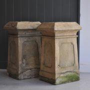 Pair of Chimney pots