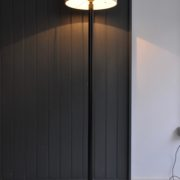 Bakelite floor lamp