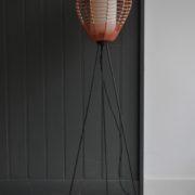 Dutch floor lamp
