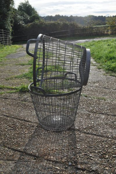 Wire baskets