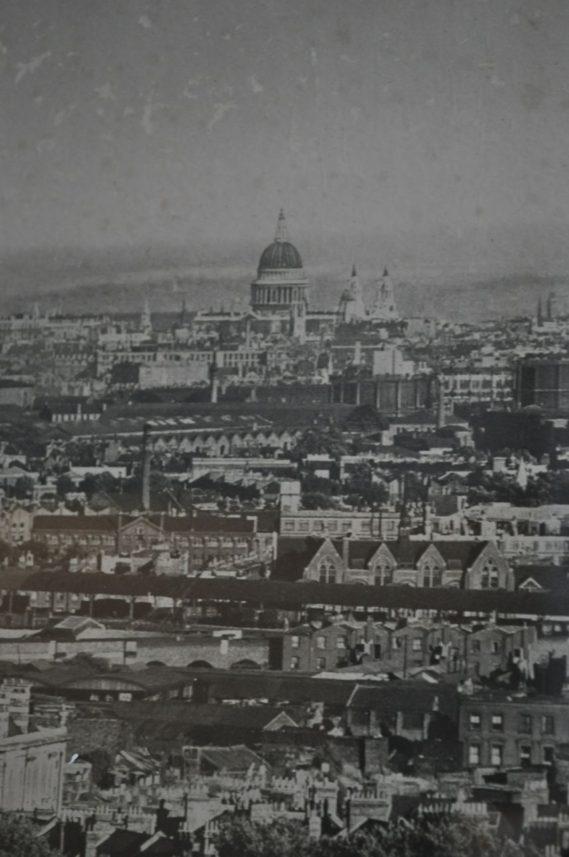 Panorama of London