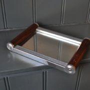 Small deco tray