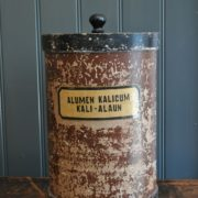 chemist's container