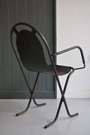 Pair of Stak-a-Bye chairs