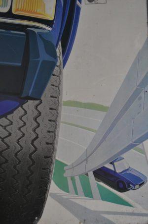 Michelin tyre 5
