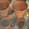 Vintage flower pots