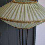 Continental floor lamp