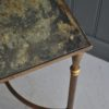 French Brass coffee table