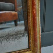 Pretty French mirror