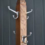 oak deco coat-stand